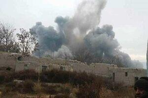 حمله هوایی به یک مسجد در تخار افغانستان/ ۲۶ نفر کشته و زخمی شدند