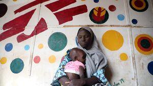 عکس/ مالاریا بلای جان کودکان نیجریه