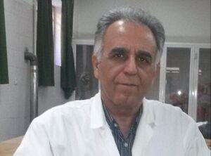 پزشک اخلاقمدار خوزستانی بر اثر کرونا درگذشت