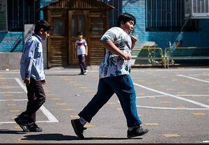 چگونه از چاقی دانشآموزان جلوگیری کنیم؟