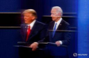 خلاصهای از مناظره ترامپ و بایدن