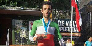 مصدومیت شدید قهرمان دوچرخهسواری+عکس