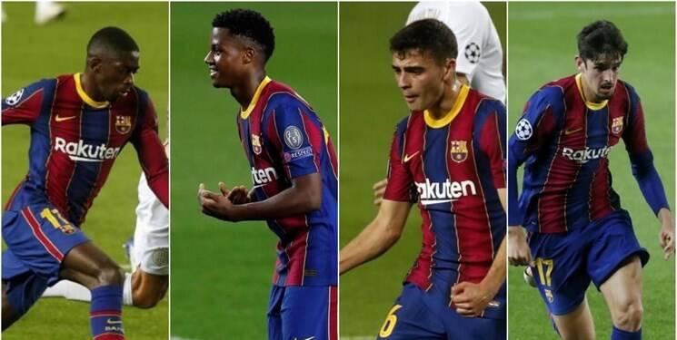 نسل جدید بارسلونا در راه است/ مرور استعدادهای آینده نیوکمپ