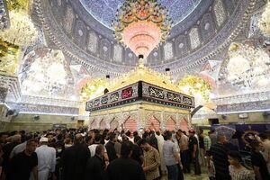 عکس/ سامرا در آستانه شهادت امام حسن عسکری(ع)