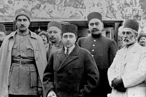 رضا شاه پهلوی