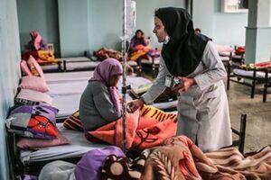آمار مراجعه زنان بیخانمان به گرمخانههای پایتخت