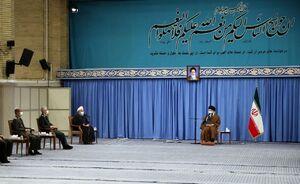 عکس/ ترجمه حدیث نوشته شده بر کتیبه حسینیه امام خمینی(ره)