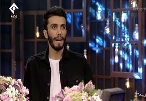 مهراد جم خواننده هم به تور سایتهای قمار افتاد
