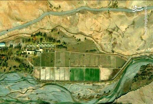 روستای مرموزی که جزو نقشه ایران نیست! +عکس