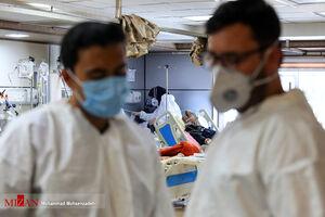 پرستاری که برای نجات جان مادر و نوزاد زخمی شد +عکس