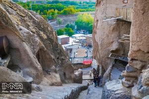 عکس/ روستای تاریخی توریستی کندوان