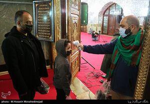عکس/ مراسم عزاداری شهادت امام حسن عسکری(ع)