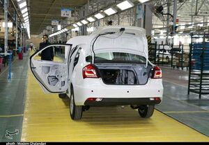 تولید ۵ خودرو سواری ۴ ستاره