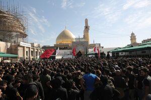 عکس/ سامرا در روز شهادت امام حسن عسکری(ع)