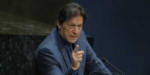 عمران خان: اظهارات جاهلانه ماکرون اسلامهراسی را رواج میدهد