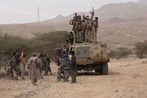 سعودیها چگونه در مرکز یمن زمینگیر شدند؟ / تلاش همه جانبه ریاض برای حفظ مثلث راهبردی «الخنجر - اللبنات - ماس» + نقشه میدانی و عکس