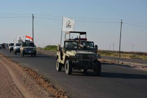 در استان صلاح الدین عراق چه میگذرد؟ / افزایش حملات داعش همزمان با ادامه تحرکات مشکوک علیه بسیج مردمی + نقشه میدانی و عکس