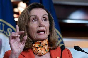 ابراز تمایل مشروط «نانسی پلوسی» به حفظ سمت خود در دولت بعدی آمریکا - کراپشده