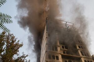 آتشافزور مطب پزشک شیرازی دستگیر شد - کراپشده
