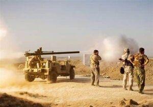 عملیات موفقیت آمیز حشد شعبی در محورهای شمالی استان دیاله