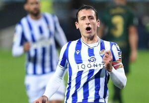 لالیگا| سوسیهداد صدر جدول را از رئال مادرید پس گرفت