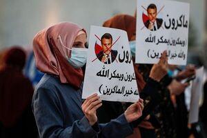 تداوم اعتراضات علیه فرانسه در حمایت از پیامبر اکرم