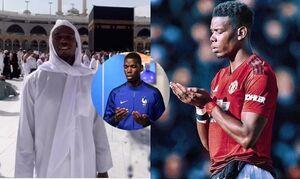 خداحافظی پوگبا از تیم ملی به خاطر اظهارات ماکرون