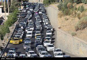 افزایش ۳.۳ درصدی تردد در جادههای کشور