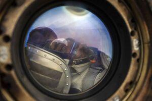 فیلم/ سرعت وحشتناک بازگشت فضانوردان به زمین