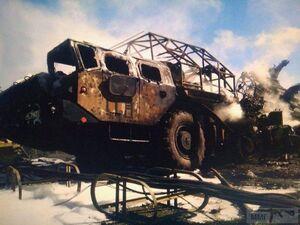 لحظه اصابت پهپاد انتحاری به سامانه S۳۰۰ ارمنستانی +عکس