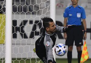 تمجید AFC از امنترین دستان در دروازه پرسپولیس