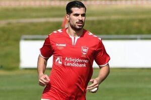 لیگ فوتبال دانمارک| پیروزی وایله در شب گلزنی عزت اللهی - کراپشده