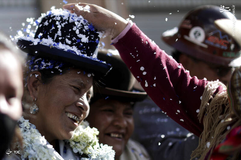 انتخابات سراسری در ال آلتو، بولیوی