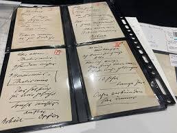 2958615 - حراج دست نوشته های هیتلر در مونیخ