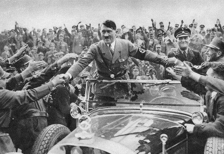 2958617 - حراج دست نوشته های هیتلر در مونیخ
