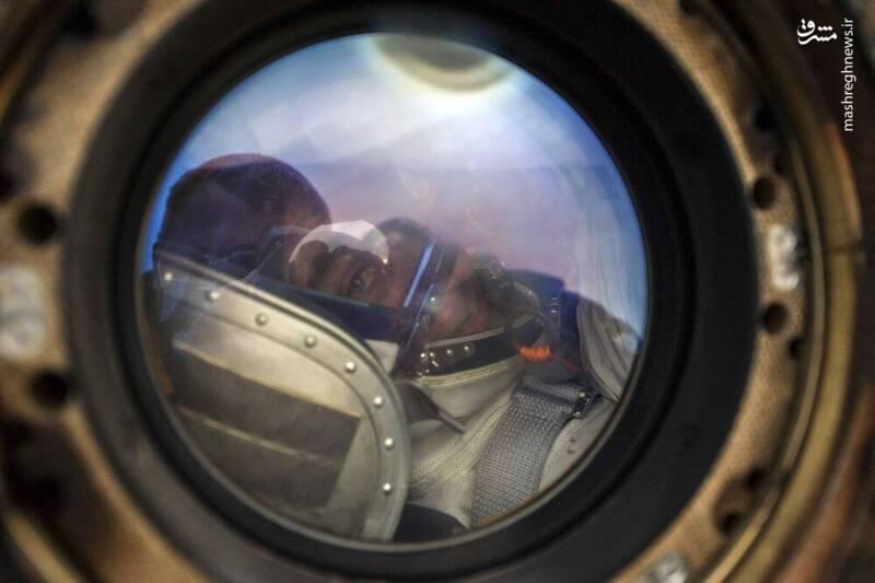 2958721 - عکس/ بازگشت فضانوردان به زمین