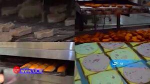 تولید غذای تمام اتوماتیک در یزد + فیلم