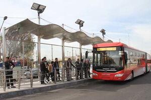 ورود اتوبوسهای جدید به ناوگان حملونقل پایتخت
