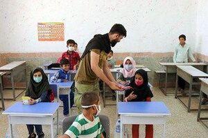 استمرار کمکرسانی گروههای جهادی در غیزانیه +عکس