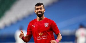 منتظری و رضاییان در تیم منتخب هفته پنجم لیگ ستارگان قطر+عکس