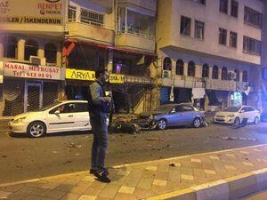 عکس/ انفجار مهیب در جنوب ترکیه