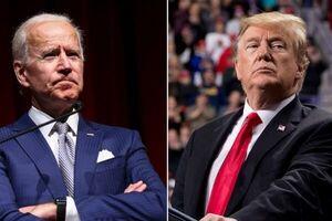 فیلم/ شانس برابر بایدن و ترامپ در انتخابات
