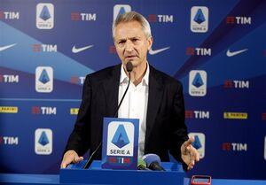 رئیس سری A: فوتبال ایتالیا در آستانه فروپاشی است