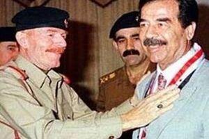 لطفا سرنوشت صدام را به این آقا یادآوری کنید!