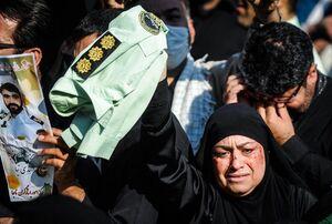 همصدایی «اتحاد ملت» با ضدانقلاب برای خلع سلاح «حافظان امنیت» / از سانسور «شهدای ناجا» تا مشابهت سازی با «پلیس نژادپرست آمریکا» +تصاویر
