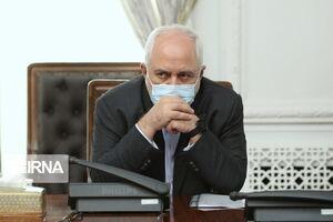 ظریف به سوالات نمایندگان مجلس پاسخ داد