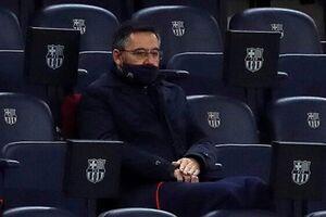 استعفای بارتومئو به همراه اعضای هیات مدیره بارسلونا - کراپشده