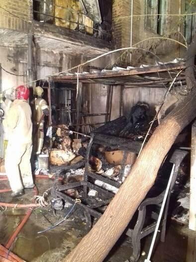 آتشنشانی , سازمان آتشنشانی تهران , آتشسوزی , اورژانس , حوادث ,