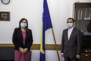 وزیر بوسنیایی بر گسترش روابط با ایران تاکید کرد