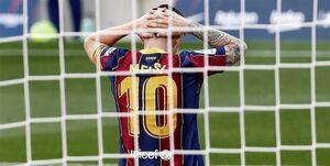چرا بارسلونا در بحران است ؟ / از افت مسی تا مشکلات رختکن